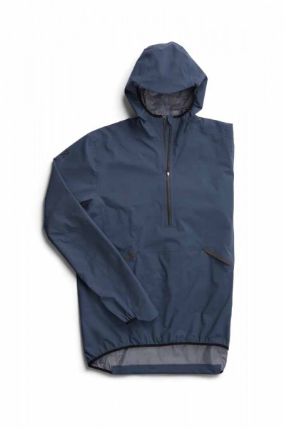 On Waterproof Anorak Herren | Navy