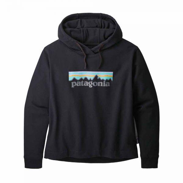 Patagonia W´s Pastel P-6 Logo Uprisal Hoody Damen Kapuzenpullover black
