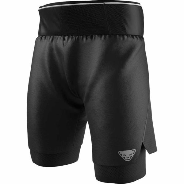 Dynafit DNA Ultra 2in1 Shorts Herren black out