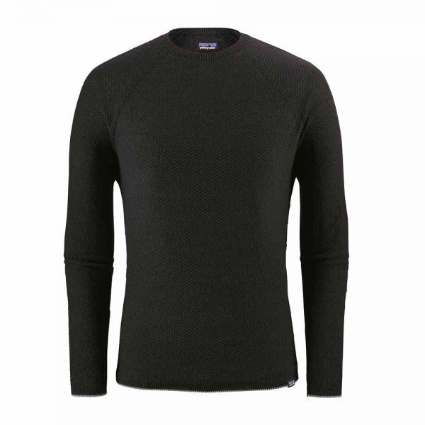 Patagonia M´s Cap Air Crew Herren Pullover black