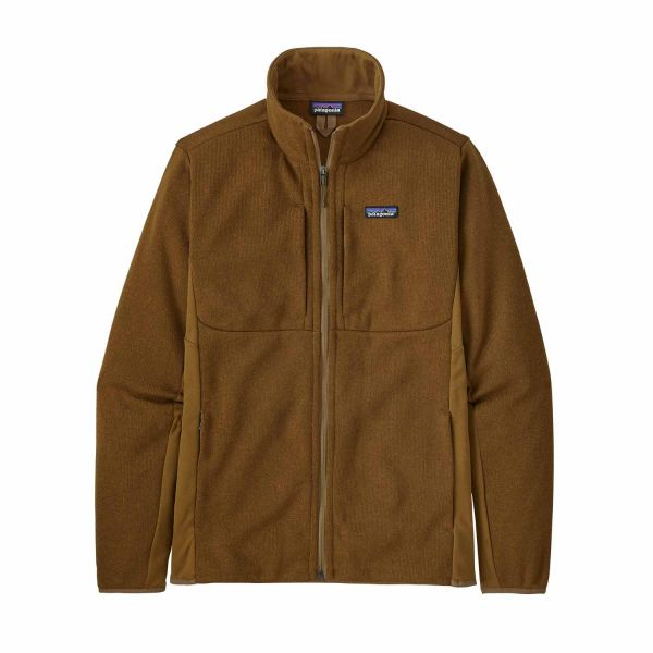 Patagonia M's LW Better Sweater Jacket Mulch Brown