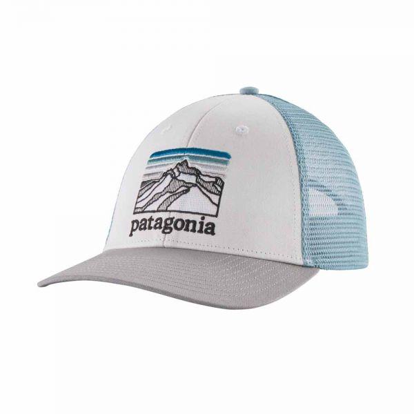 Patagonia Line Logo Ridge LoPro Trucker Hat Baseball-Mütze Unisex