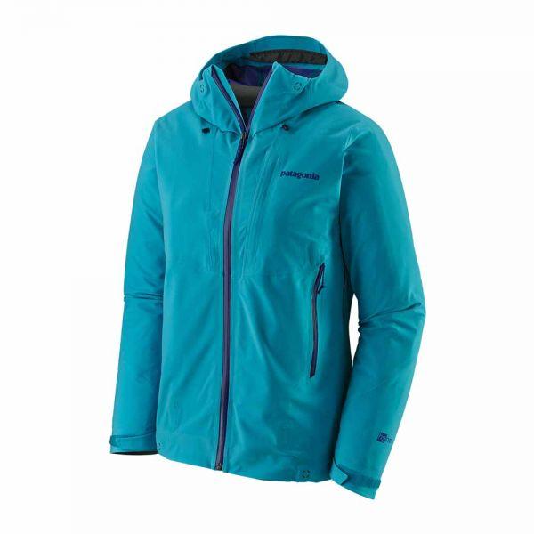 Patagonia Women´s Galvanized Jacket Damen Jacke curacao blue