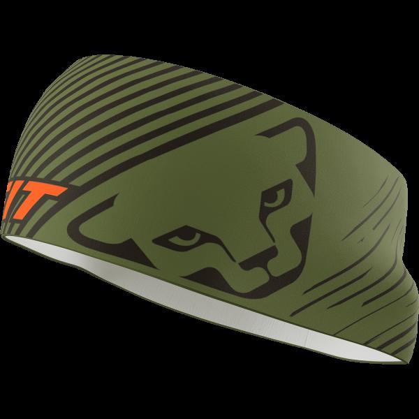 Dynafit Graphic Performance Headband Winter Moss/4490 Striped