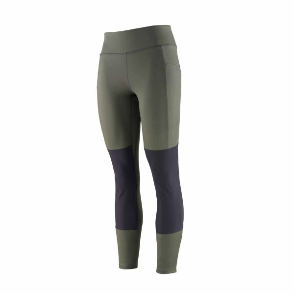 Patagonia W's Pack Out Hike Tights Basin Green