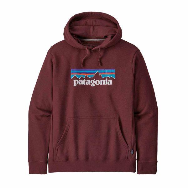Patagonia Men's P-6 Logo Uprisal Hoody Dark Ruby
