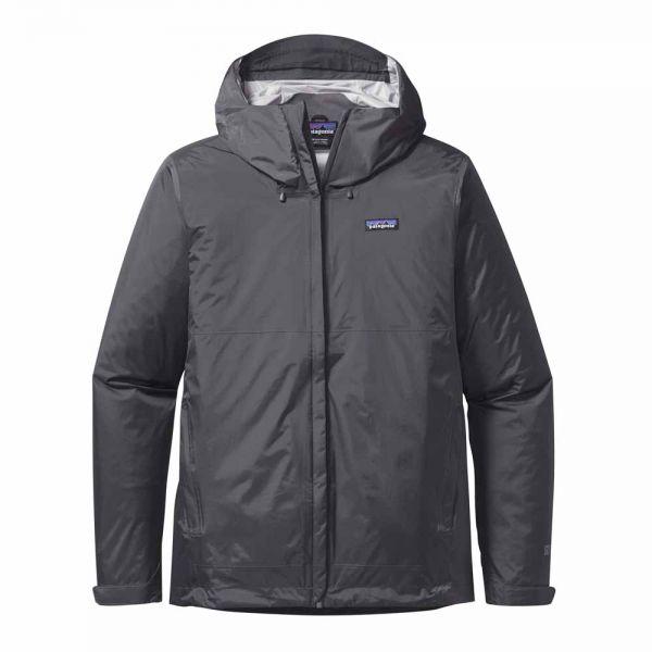 Patagonia M´s Torrentshell Jacket Herren Jacke Forge Grey