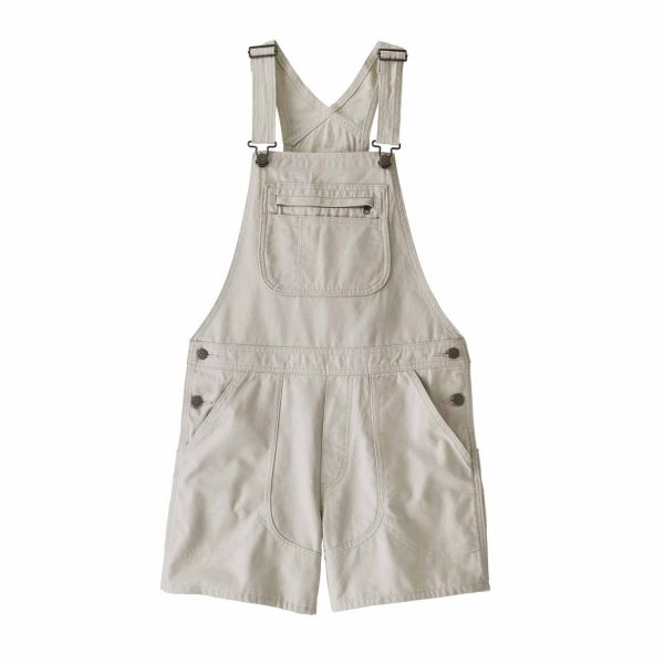 Patagonia W's Stand Up Overalls Dyno White