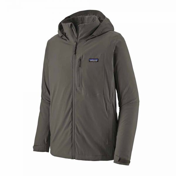 Patagonia Men´s Quandary Jacket Herren Jacke forge grey