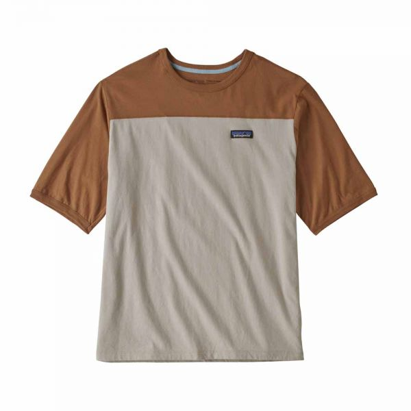 Patagonia M's Cotton in Conversion Tee pumice