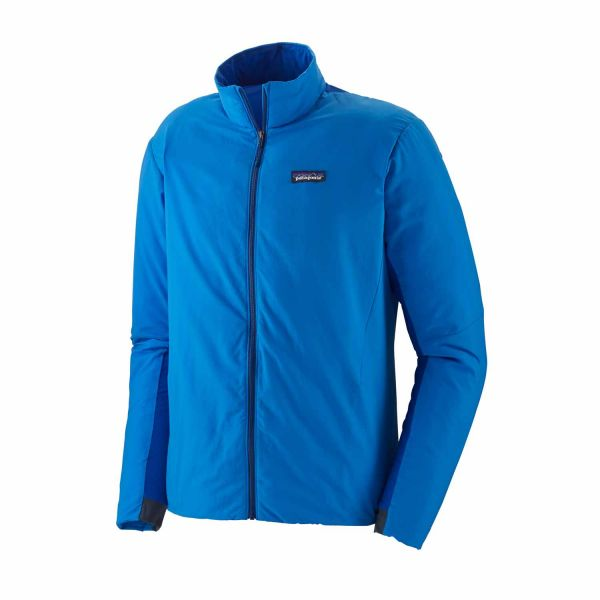 Patagonia M's Thermal Airshed Jacket Herren Isolationsjacke andes blue