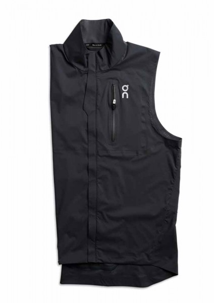On Weather Vest Men black