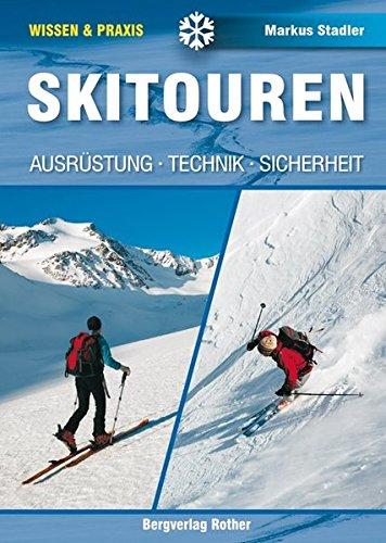 Buch: alles zum Thema Skitouren