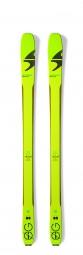 Blizzard Zero G 085 (Flat) yellow green