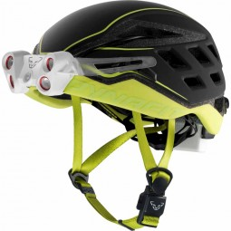Dynafit Daymaker Helm mit Stirnlampe