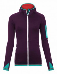 Ortovox Fleece Light Hoody W Merino
