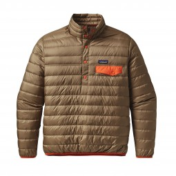 Patagonia M´s Down Snap-T PO