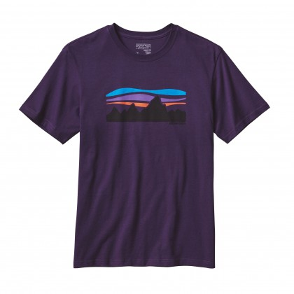 Patagonia M´s Fitz Roy Banner Cotton T-Shirt