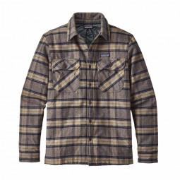 Patagonia L/S Fjord Flannel Shirt Herren Hemd