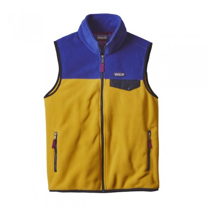 Patagonia Men Synchilla Snap-T Vest