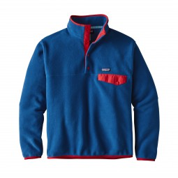 Patagonia M´s LW Synch Snap-T PO