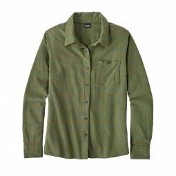 Patagonia Heywood Flannel Shirt Damen Bluse