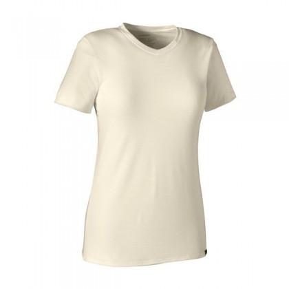 Patagonia Women Merino Daily V-Neck T-Shirt
