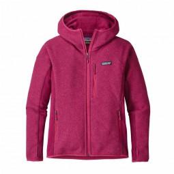 Patagonia W´s Performance Better Sweater Hoody Kapuzenjacke