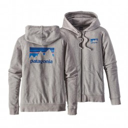 Patagonia W´s Shop Sticker LW Full-Zip Hoody