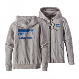Patagonia W´s Shop Sticker LW Full-Zip Hoody