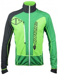 Crazy Idea Jacket Cervino Men V6 green
